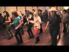 FOOTLOOSE - BAL COUNTRY LINE DANCE  DIABOLODANSE
