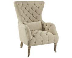 http://beautifulhomestore.com/aigrolsachch.html    Aidan Gray Olivia Salon Chair - CH100 - Free Shipping  Item#: CH100