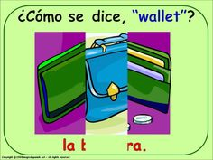 HOW DO YOU SAY... - CLOTHES (3) IN SPANISH
