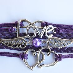 #love #amour #infini #infinity #bracelet