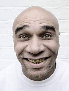 Goldie (born Clifford Joseph Price), British electronic music artist, disc jockey, visual artist and actor. He is well known for his innovations in the jungle and drum & bass music genres. He previously gained exposure for his work as a graffiti artist, and his artwork was featured heavily in Afrika Bambaataa's documentary Bombing. He appeared in the James Bond film The World Is Not Enough, Snatch, EastEnders, Celebrity Big Brother 2, Strictly Come Dancing, & Come Dine with Me.