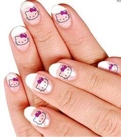 This one's for Mara Sorenson. She loves Hello Kitty!