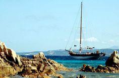 Escursioni su veliero d'epoca nell' Arcipelago di La Maddalena e Corsica (Lavezzi e Isola Piana)