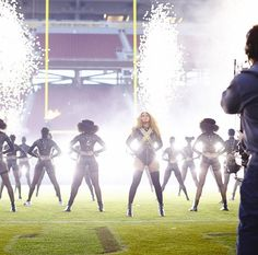 Beyonce @ Superbowl 2016