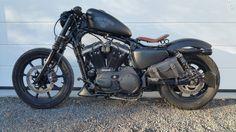 Harley davidson sportster xl 883 n iron abs black Motos Pyrénées-Atlantiques - leboncoin.fr
