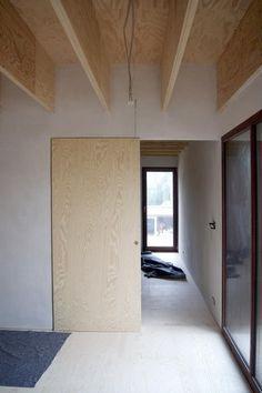 plafond / deur