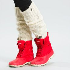 Love these adorb. legwarmers for winter. cute and cozy! Leg Warmers, Bag Accessories, Combat Boots, Air Jordans, Glow, Sneakers Nike, Cozy, Winter, Cable