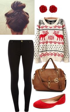 """""""holiday wear"""" by kelseykoonce on Polyvore"""