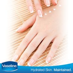 Exfoliate your skin to remove dead cells and allow your #Vaseline moisturizer to absorb deep within your skin.