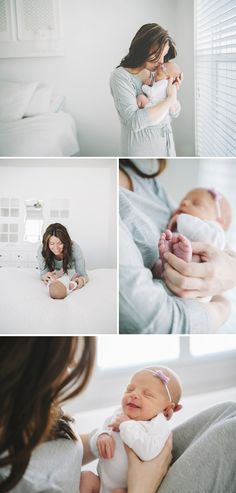 Minimalist newborn session. This is my goal from now on - and what I would want for my own newborn's session. I don't need to remember them as a prop, I need to remember them as my sweet precious tiny child. <3