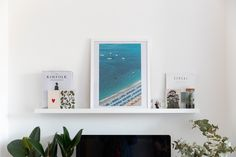 'Beach Days' by Claire Menary  At PAMPELONE Clothing, we've collaborated with acclaimed photographer Claire Menary on 5 x exclusive photography prints of the picturesque and iconic Amalfi coast.