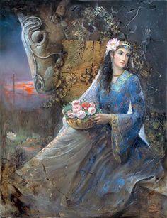 Iran Politics Club: Hojatollah Shakiba - Part 1: Persian Ancient Miniatures Gallery