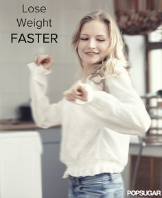 Lose Weight Faster! How to Rev Your Metabolism All Day