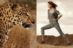Cover Story: Erin Wasson | Erin Wasson : Photoshoot | Magazine | NET-A-PORTER.COM