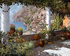 Arte Cristina Faleroni. Guido Borelli