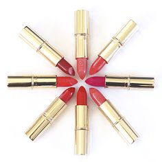 Giordani Gold Iconic Lipstick Red Shades