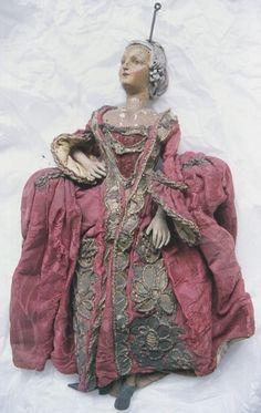 Marionetta del Teatrino da Ca' Grimani ai Servi (XVIII sec.) Venezia, Casa di Carlo Goldoni