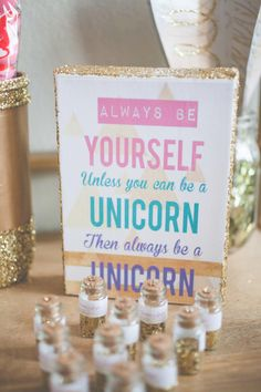 Magical Vintage Unicorn Party - Rustic Folk Weddings