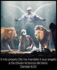 Daniele 6:22