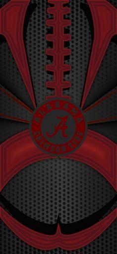 Alabama Crimson Tide Football logo iPhone wallpaper Alabama Football Logo, Alabama Crimson Tide Logo, Sec Football, College Football Teams, Crimson Tide Football, Alabama Wallpaper, Neon Wallpaper, Football Wallpaper, Iphone Wallpaper