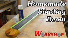 Here is version 2 of my homemade sanding beam. It works great as a guitar fret leveling beam as well. Also I show you a great way to attach non adhesive backed sandpaper to a sanding block using masking tape and super glue.  Heres a link to the Crimson Guitars video where I learned the super glue trick. https://www.youtube.com/watch?v=ub6PsY4cgwg  If you enjoyed this video please give it a thumbs up and be sure to click the subscribe button so you dont miss any upcoming videos. If you…