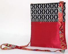 Stunning hand embroidered bag