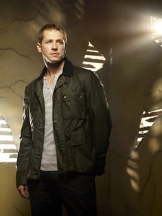 Josh Dallas - yes Once Upon a Time! You can be my Prince Charming any day you want...