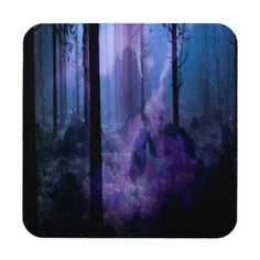 Mystic Night Drink Coaster
