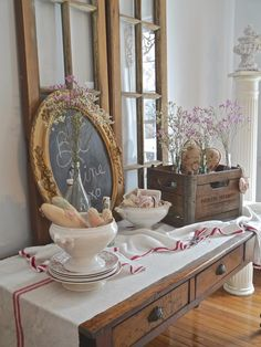 Chateau Chic: A Little Valentine Love
