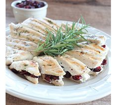 Cranberry Goat Cheese Stuffed Chicken Prepare this stuffed chicken breast recipe from beginning to on-the-table in 15 minutes! http://www.canadianyachting.ca/lifestyle/entertaining-onboard/1180-cranberry-goat-cheese-stuffed-chicken