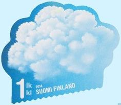 Stamp: Clouds (Finland) (Signs of the sky) Mi:FI Colnect, connecting collectors. Only Colnect automatically matches collectibles you want with collectables other collectors swap. Colnect collectors club revolutionizes your collecting experience! Stamp Collecting, Stamps, Paper Crafts, Clouds, Signs, Geometric Form, Finland, Postage Stamps, Seals