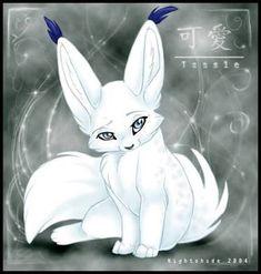 Anime fennec fox