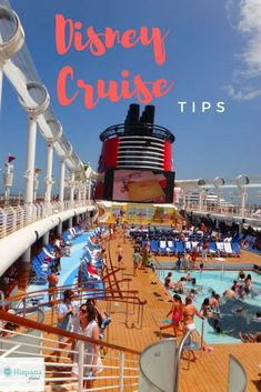 When you plan your Disney cruise, keep these 7 tips in mind to make the most out of every second.