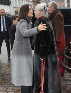 On December 25, 2016, Queen Margrethe, Prince Henrik, Crown Prince Frederik, Crown Princess Mary, Prince Christian, Princess Isabella, Prince Joachim, Princess Marie, Prince Henrik, Princess Athena, Prince Nikolai and Prince Felix of Denmark attended the Christmas Day Service at the Aarhus Cathedral in Aarhus.