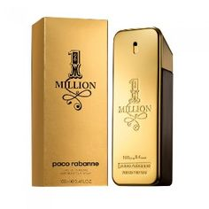 0b705600f29 Paco Rabanne 1 Million Fragrance Collection for Men - Cologne   Grooming -  Beauty - my favorite fragrance of all time. This cologne is very strong and  will ...