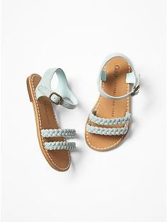 Braided sandals GAP $24.95