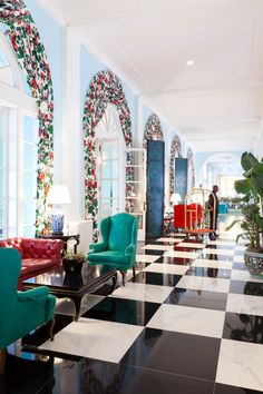 The South's Best Hotels and Inns: The Greenbrier (Sulphur Springs, West Virginia)