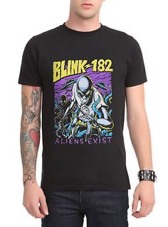 3OH!3 Fists Photo Tee Hot Topic