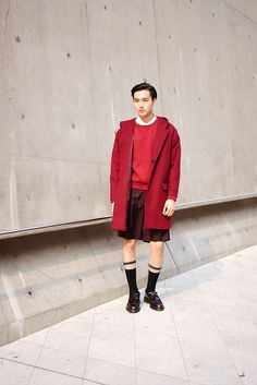 STREETSTYLE | Seoul Fashion Week SS16 – Part4 - Fucking Young!