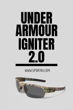 f4d20debb8b Shop the Under Armour Igniter 2.0 online at SportRx. Available in  prescription. Home Run