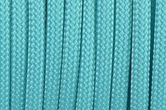 BoredParacord Brand 550 Paracord Assorted Colors of in 50 and 100 Foot Lengths Made in The USA Boat Safety, Parachute Cord, 550 Paracord, Sweaters And Leggings, Coupon Binder, Boyfriend Tee, The 100, Turquoise, T Shirts For Women