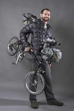 Post with 24 votes and 1581 views. Shared by worldbicyclist. Bicicleta Brompton, Folding Bicycle, Bicycle Wheel, Bicycle Types, Push Bikes, Urban Bike, Touring Bike, Super Bikes, Bike Accessories