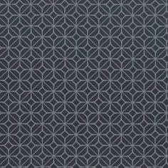 Warwick Fabrics : CARLTON, Colour EBONY
