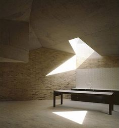 Brick House by Caruso St John – Kitchen