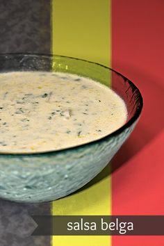 Hoy, en Las salsas de la vida, una salsa de origen belga muy facilita de hacer y con un resultado fantástico. La podremos utilizar par...