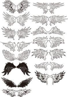 Fantasy Kunst, Fantasy Art, Tattoo Sketches, Drawing Sketches, Drawing Ideas, Drawing Base, Art Reference Poses, Drawing Techniques, Art Tutorials