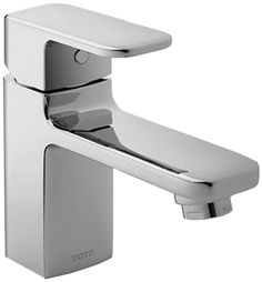 Toto TL630SD#CP Upton Single-Handle Lavatory Faucet, Polished Chrome Toto http://www.amazon.com/dp/B004PUCN9W/ref=cm_sw_r_pi_dp_Ev80tb0MGTT2EAX7