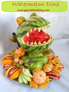 jurassic theme food idea