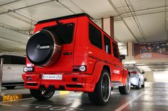 Mercedes-Benz Hamann G HM600 #Saudia