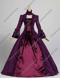 Find Victorian dress, Victorian costume women's ball gown, Gothic Steampunk costume, Renaissance gown, theater stage costume and Steampunk clothing Victorian Steampunk Dress, Victorian Costume, Gothic Dress, Steampunk Clothing, Victorian Gothic, Victorian Dresses, Ball Dresses, Ball Gowns, Prom Dresses